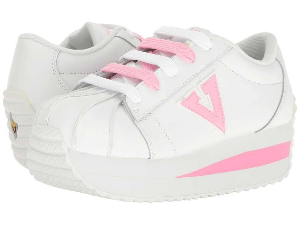 VOLATILE - Reaction (Pink/White) Women's Shoes