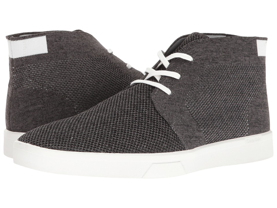 Calvin Klein - Indio (Black/White) Men's Shoes