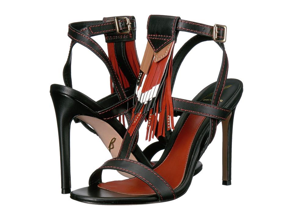 B Brian Atwood - Fabia (Rust Multi) Women's Shoes