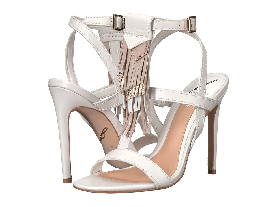 B Brian Atwood - Fabia (White Multi) Women's Shoes