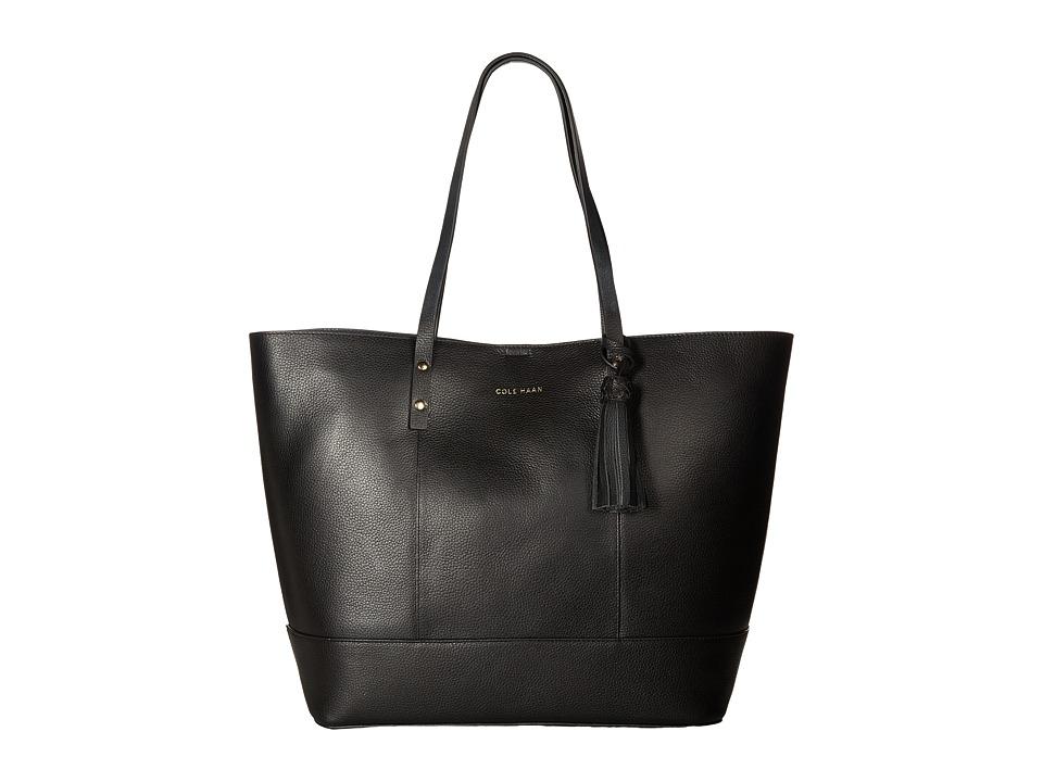 Cole Haan - Bayleen Tote (Black) Tote Handbags
