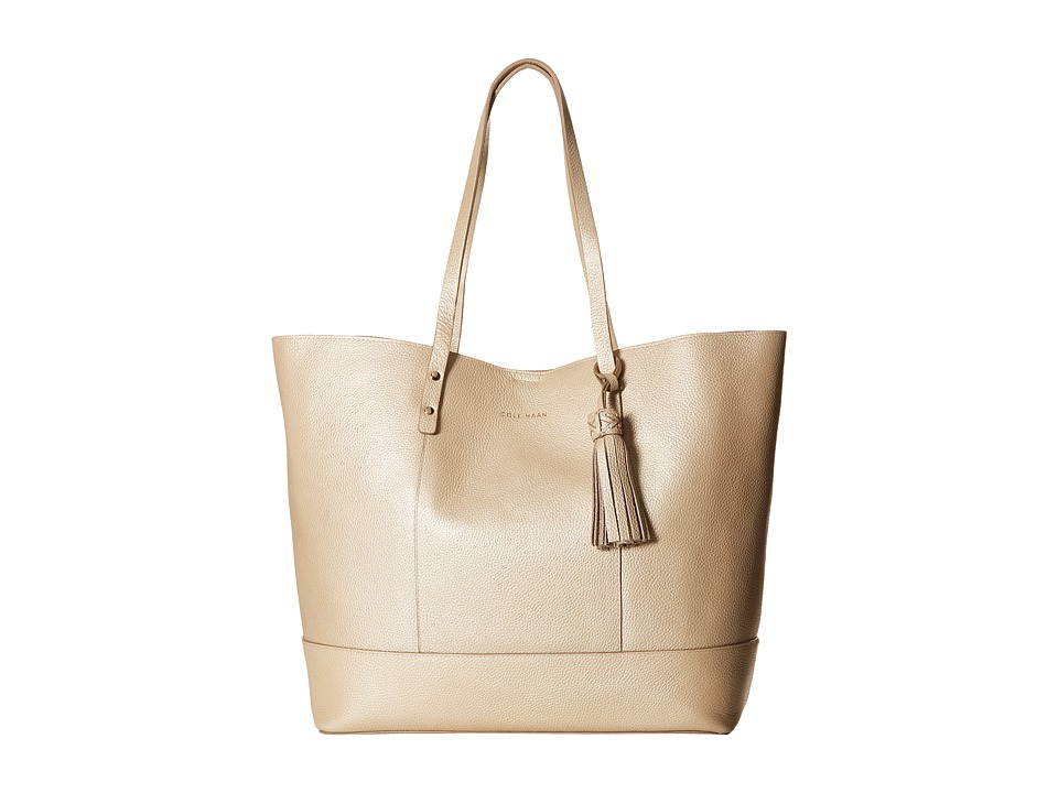 Cole Haan - Bayleen Tote (Soft Gold) Tote Handbags