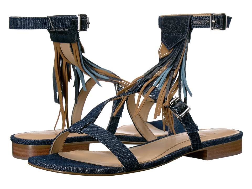 B Brian Atwood - Megan (Denim Multi) Women's Shoes