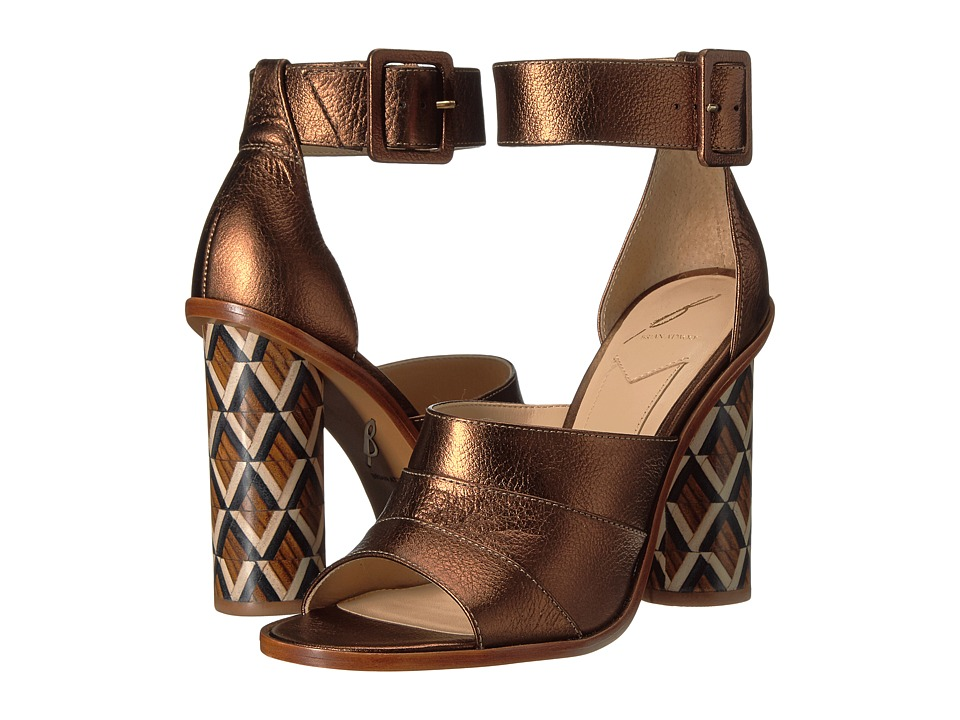 B Brian Atwood - Brady (Bronze Leather) Women's Shoes
