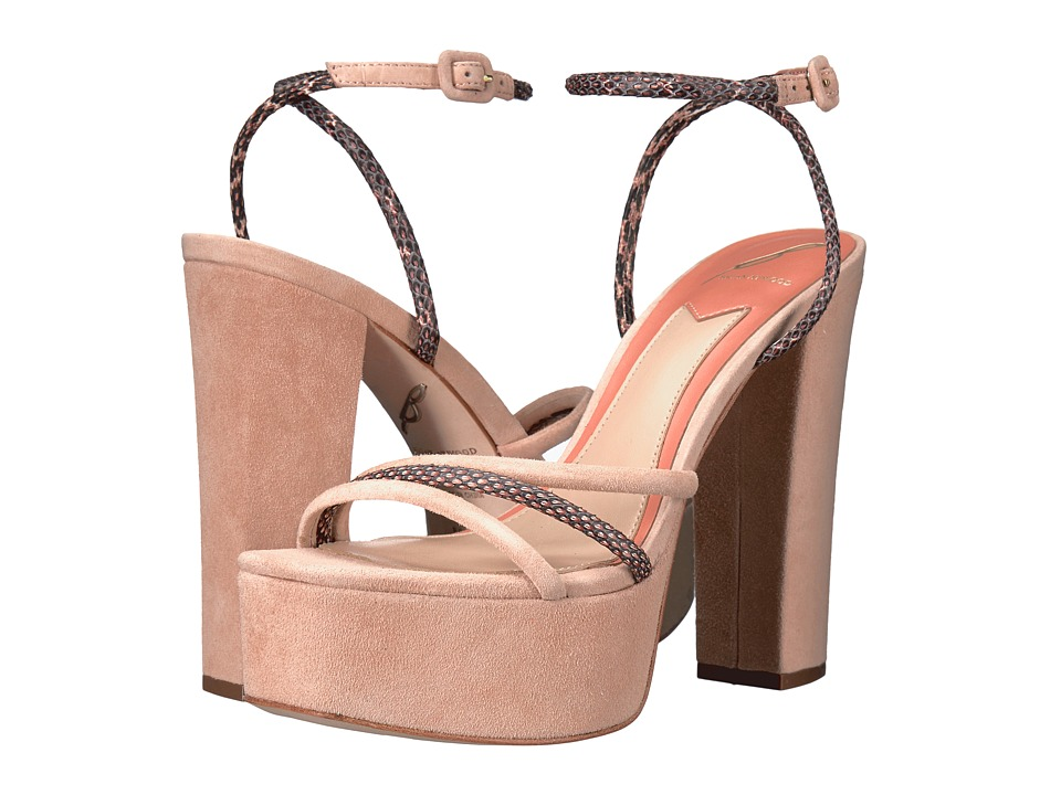 B Brian Atwood - Gigi (Peach) Women's Shoes