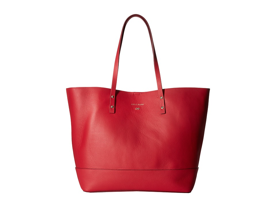 Cole Haan - Beckett Tote (Crimson) Tote Handbags