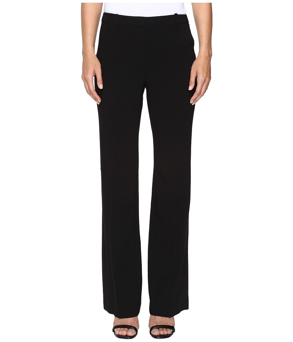 Ellen Tracy - Signature Trousers (Black) Women's Casual Pants