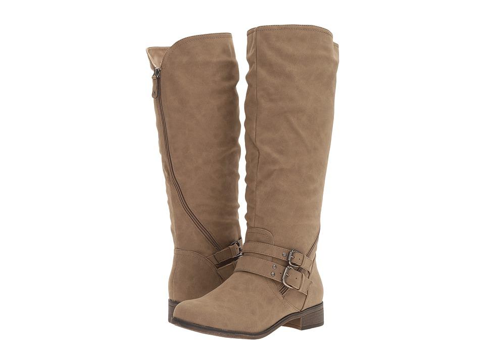 XOXO - Morgan (Taupe) Women's Shoes