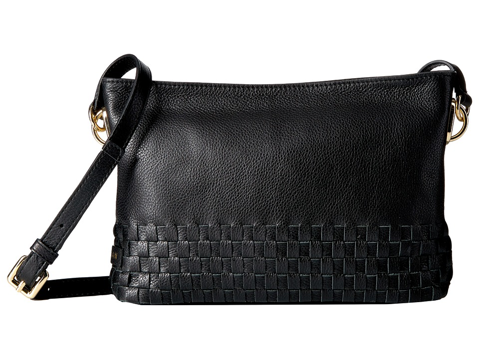 Cole Haan - Benson Novelty Crossbody (Black) Cross Body Handbags