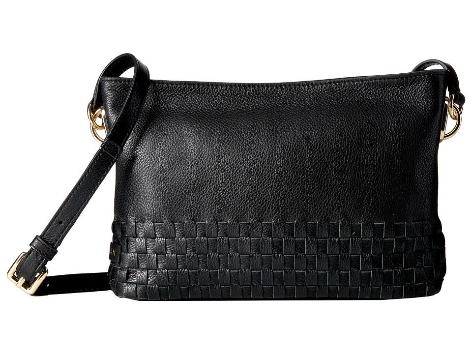 Cole Haan - Benson Novelty Crossbody (Black) Cross Body Handbags