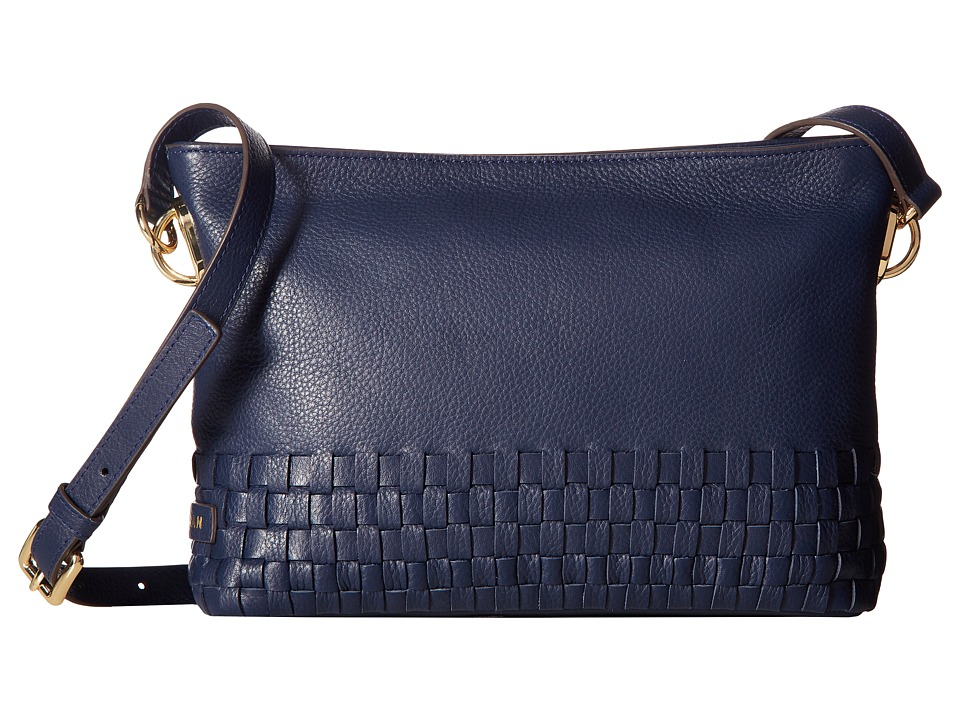 Cole Haan - Benson Novelty Crossbody (Marine Blue) Cross Body Handbags