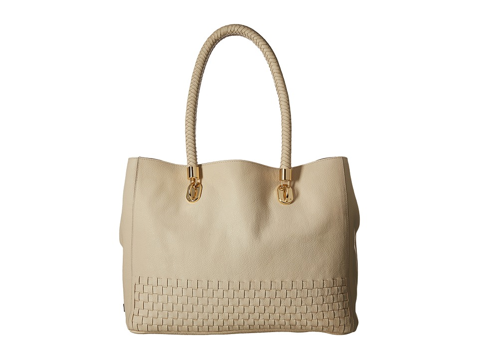 Cole Haan - Benson Novelty Tote (Oat) Tote Handbags