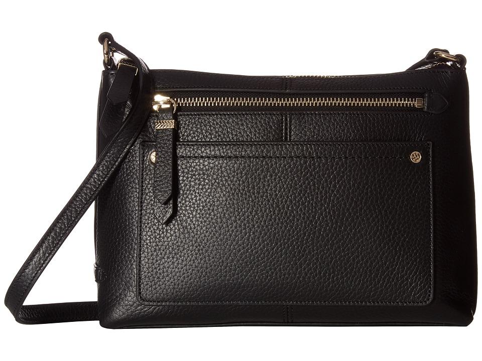 Cole Haan - Ilianna Crossbody (Black) Cross Body Handbags