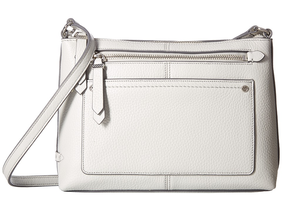 Cole Haan - Ilianna Crossbody (Silver Mist) Cross Body Handbags