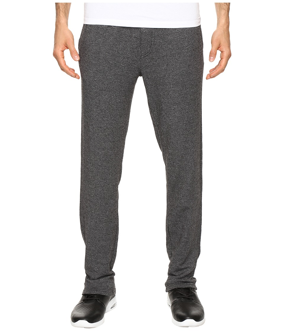 Splendid Mills - Easy Lounge Active Pants (Black) Men's Casual Pants