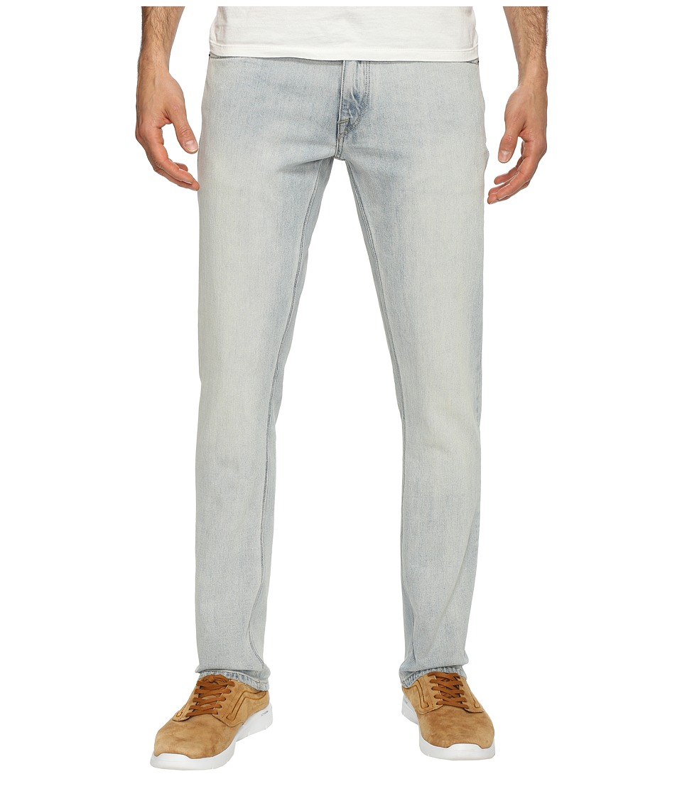 Volcom - Vorta Denim (Sure Shot Light Wash) Men's Jeans