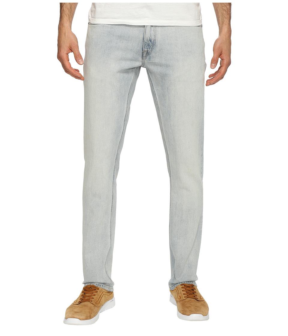 Volcom - Vorta Denim (Sure Shot Light Wash) Men's Jeans