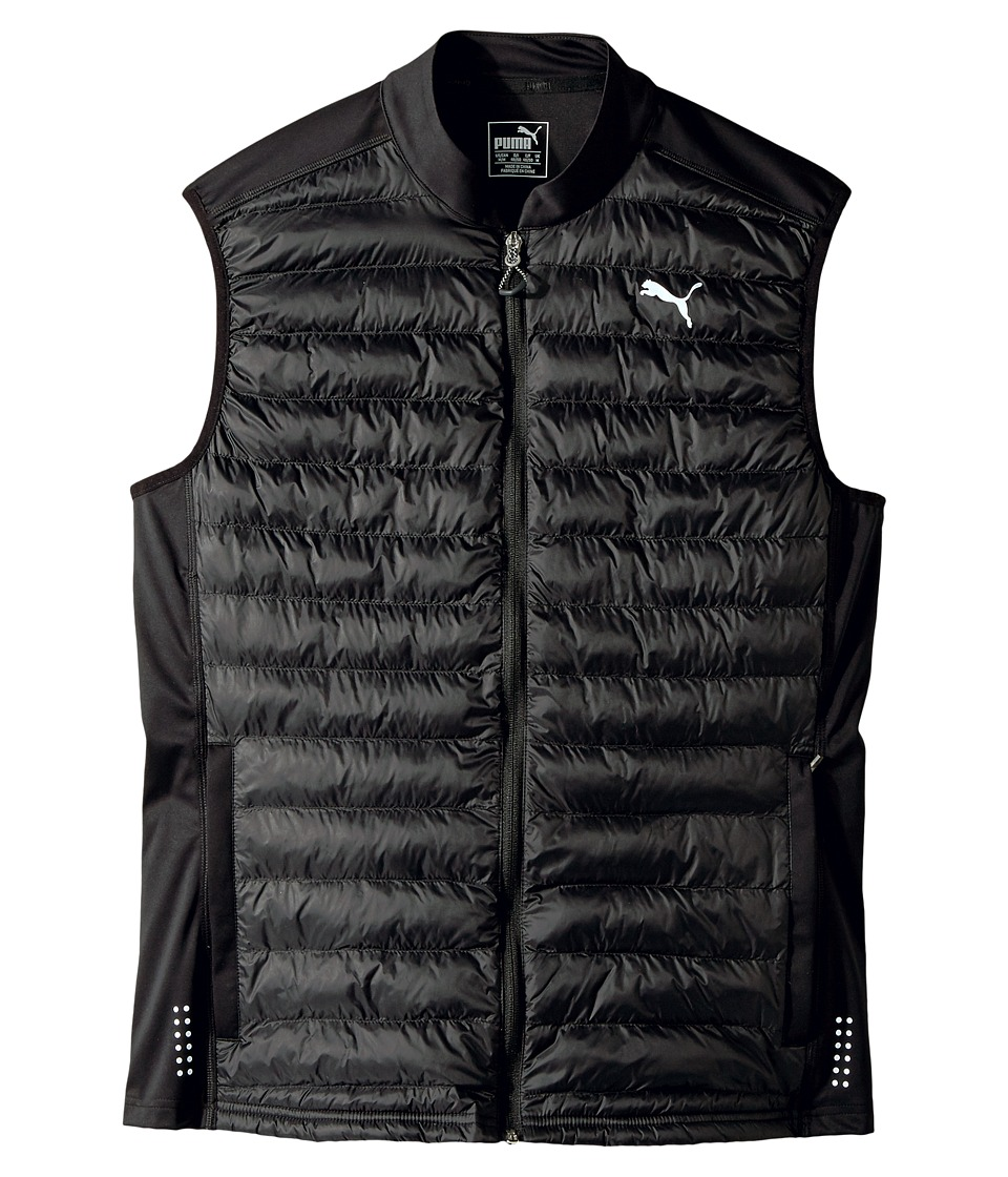 PUMA - Padded Vest (PUMA Black) Men's Vest