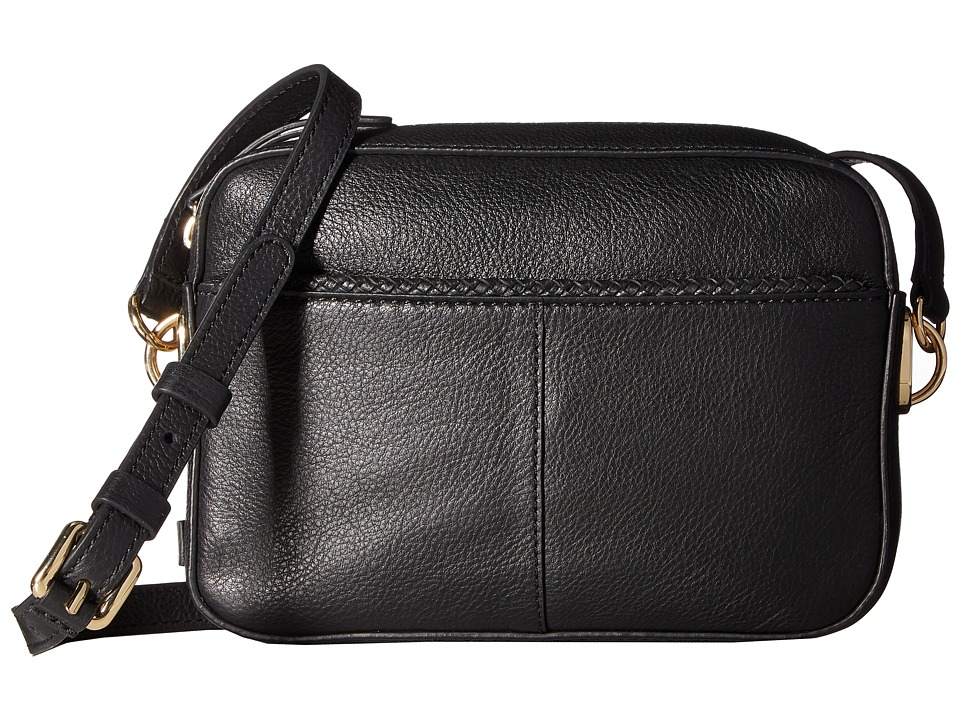Cole Haan - Benson Camera Bag (Black) Handbags
