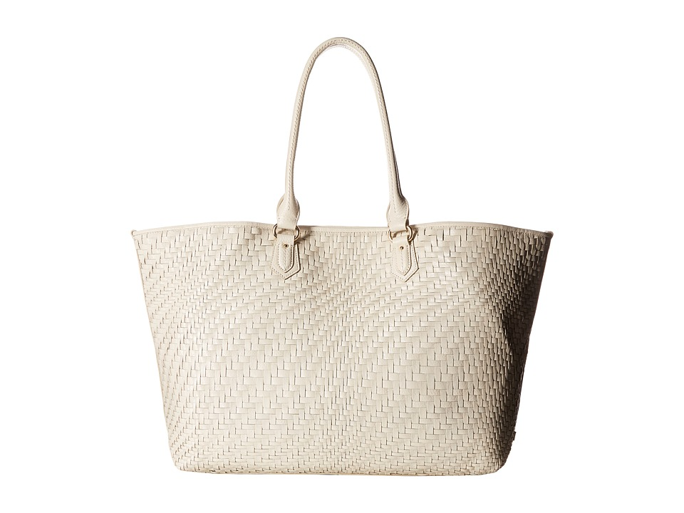 Cole Haan - Lena II Tote (Oat) Tote Handbags
