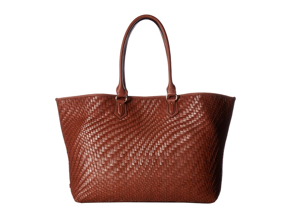 Cole Haan - Lena II Tote (Woodbury) Tote Handbags