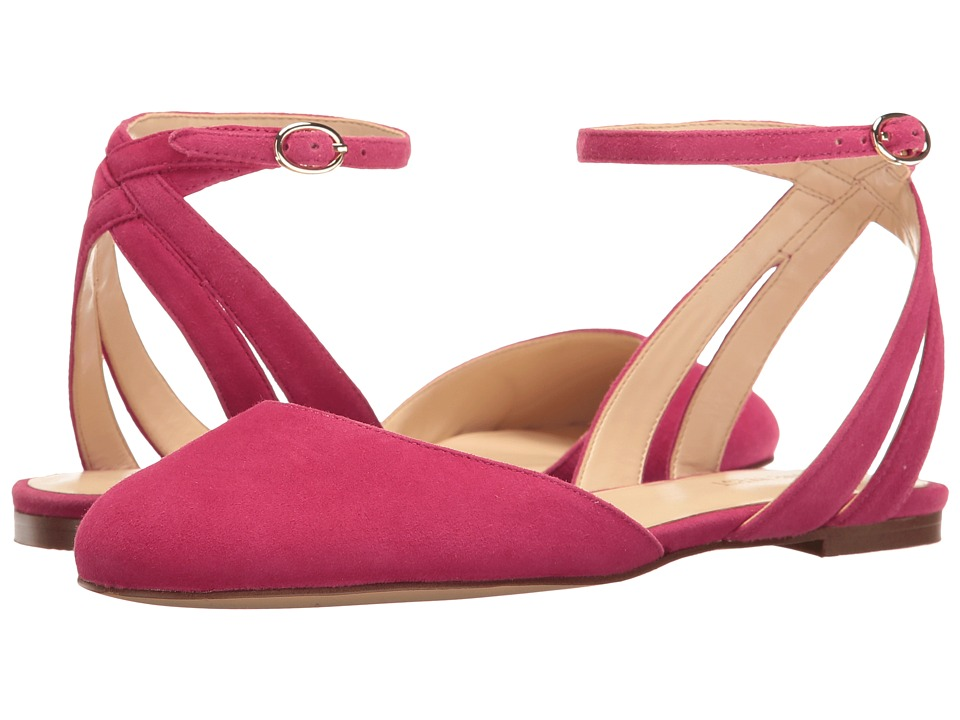 Nine West Begany (Pink Suede) Women