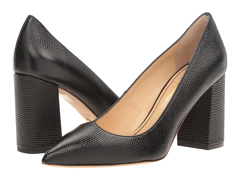 Jerome C. Rousseau - Cannelle (Black) Women's Shoes