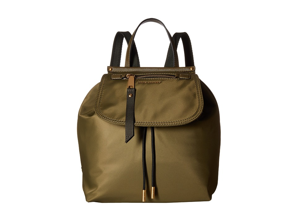 Marc Jacobs - Trooper Backpack (Army Green) Backpack Bags