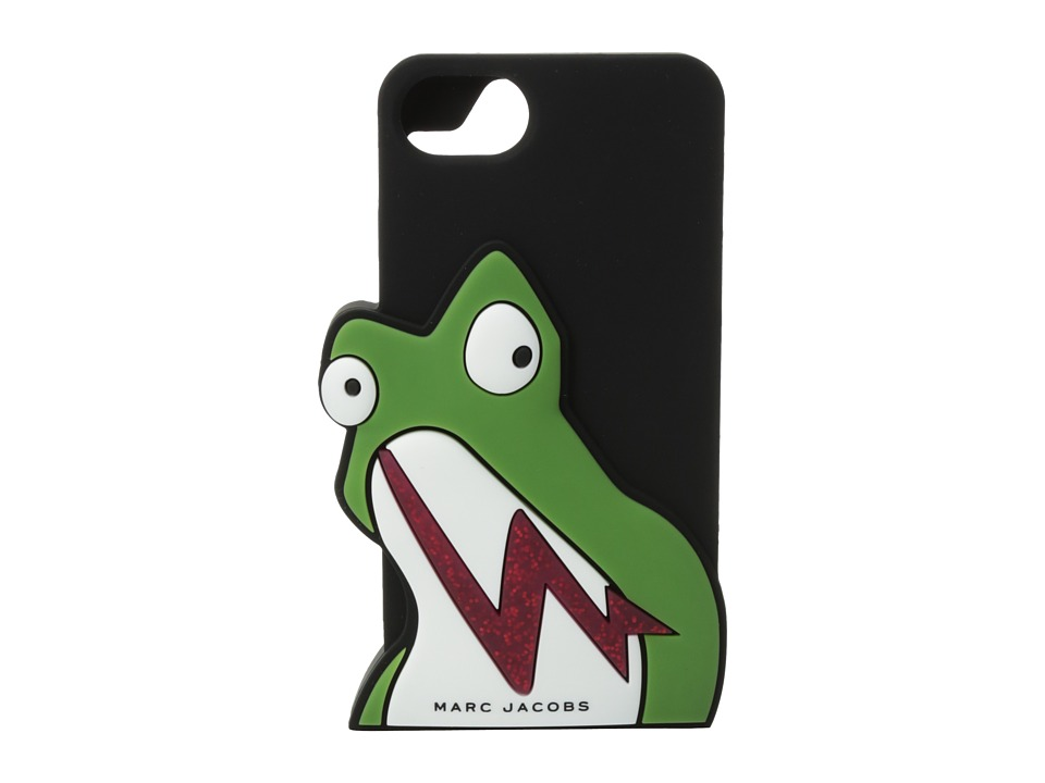 Marc Jacobs - Frog Julie Vehoeven iphone 7 Case (Black Multi) Cell Phone Case