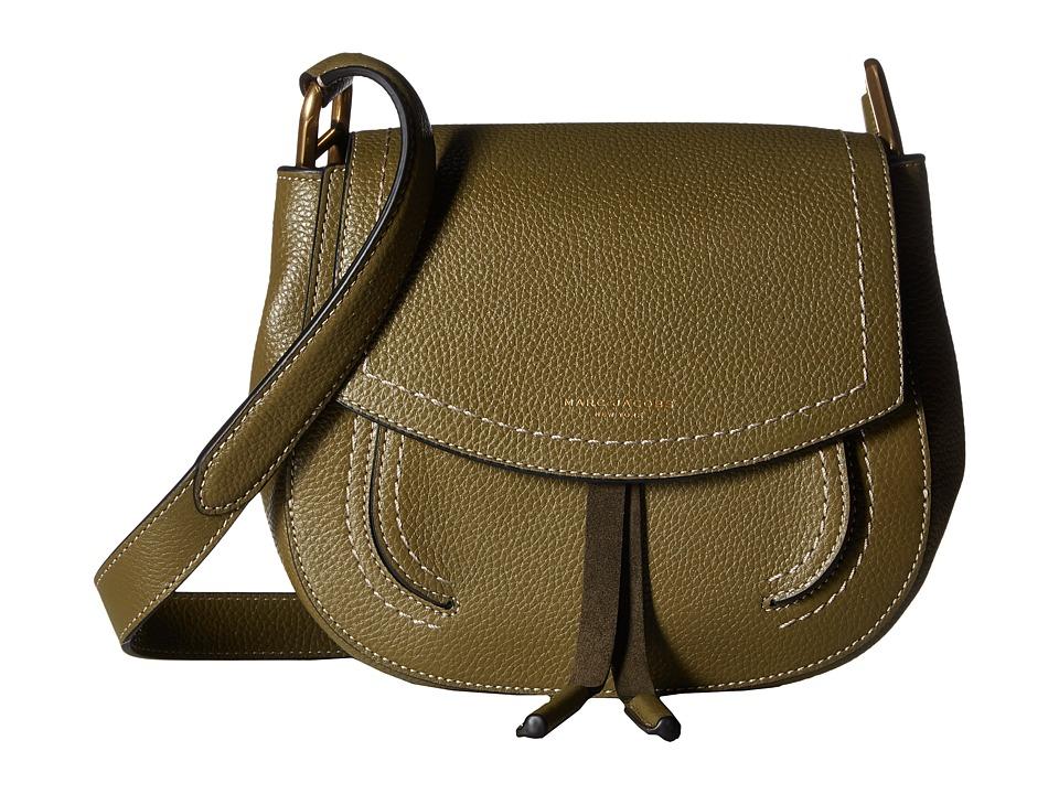 Marc Jacobs - Maverick Mini Shoulder Bag (Army Green) Bags