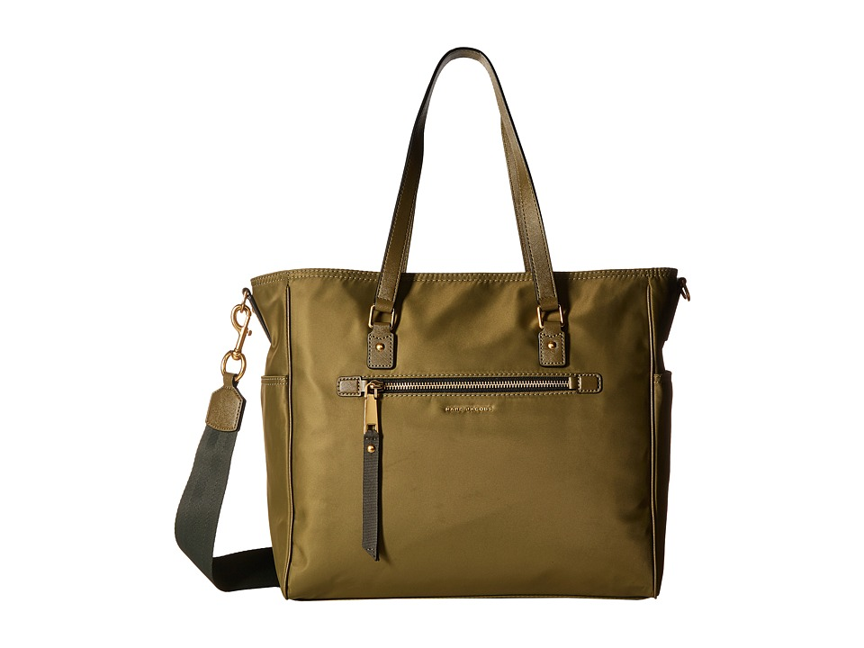 Marc Jacobs - Trooper Babybag (Army Green) Bags