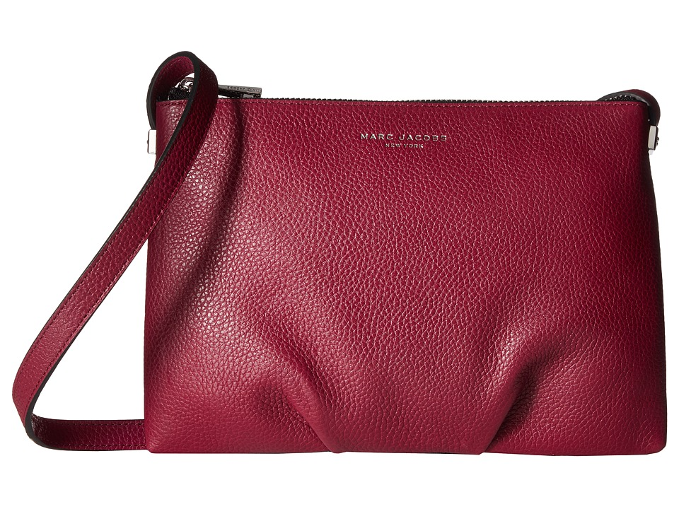 Marc Jacobs - The Standard Crossbody (Berry Multi) Cross Body Handbags