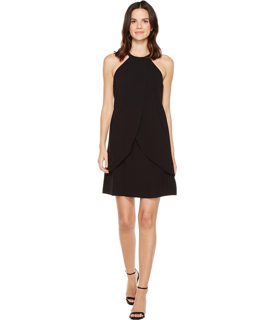 Tahari by ASL - Tulip Shift Dress (Black) Women's Dress