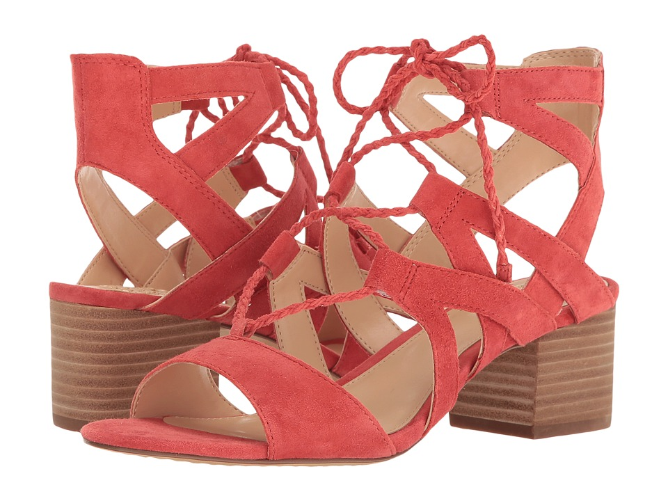 Vince Camuto - Fauna (King Crab True Suede) Women's Shoes