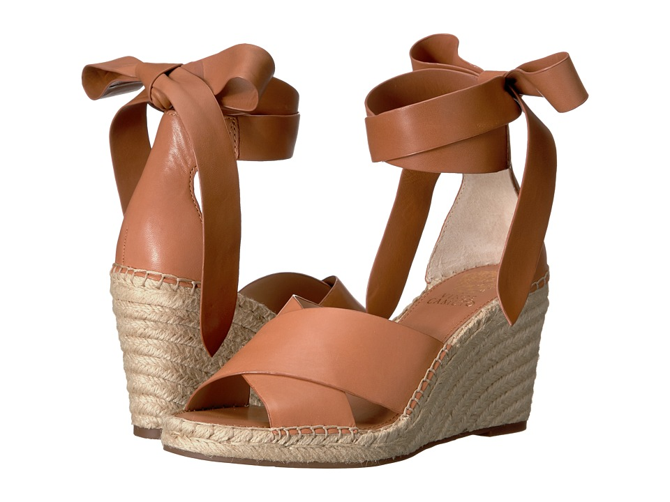 Vince Camuto - Leddy (Tan Nappa) Women's Shoes