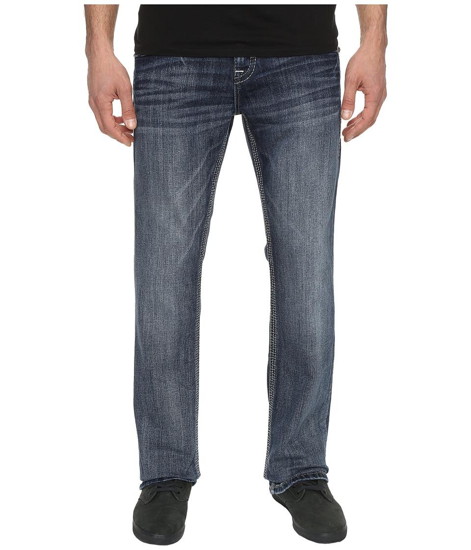 Rock Revival - Tripp B203 (Dark Blue) Men's Jeans