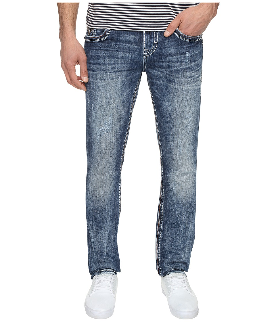 Rock Revival - Vietia A204 (Medium Blue) Men's Jeans