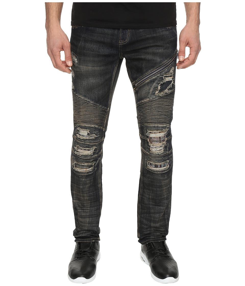 Rock Revival - Jezek S200 (Vintage Blue) Men's Jeans