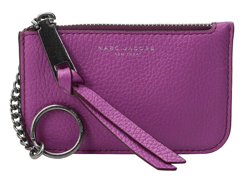Marc Jacobs - Recruit Key Pouch (Lilac) Travel Pouch