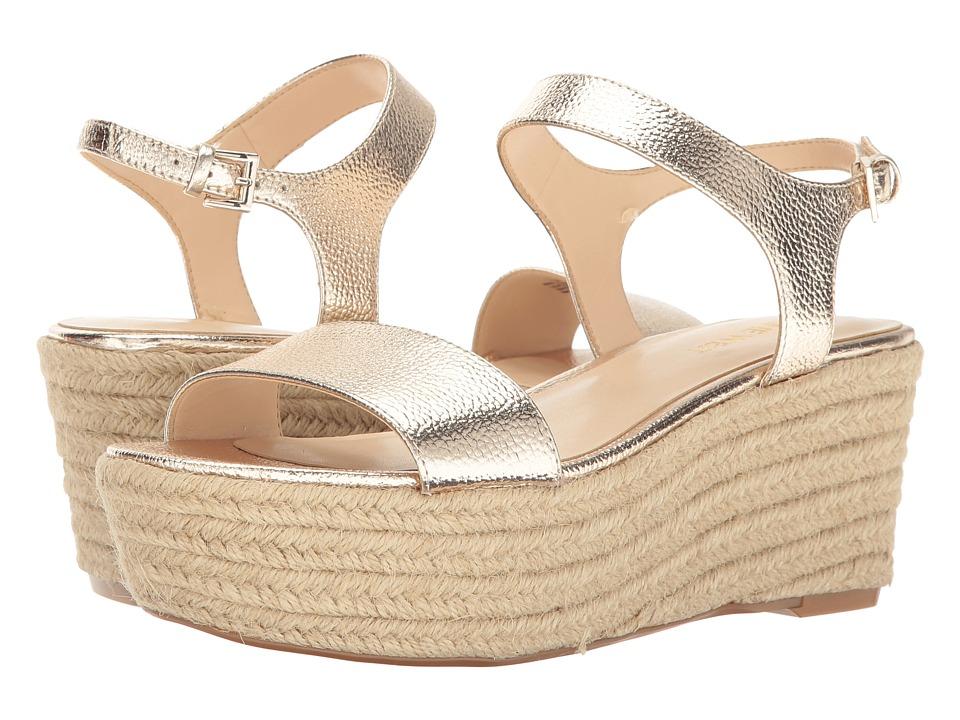 Nine West - Flownder (Gold Metallic) Women's Shoes