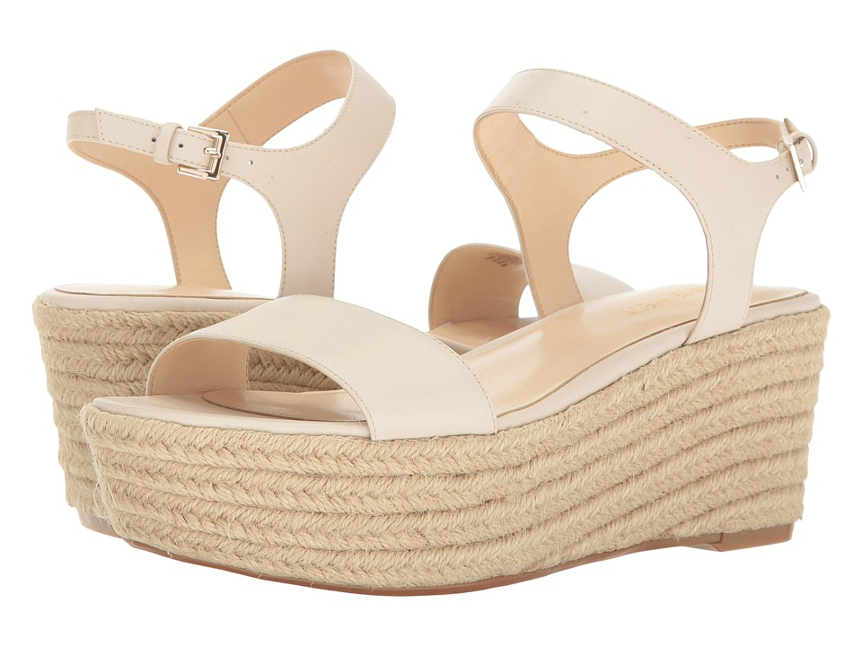 Nine West - Flownder (Off-White Leather) Women's Shoes