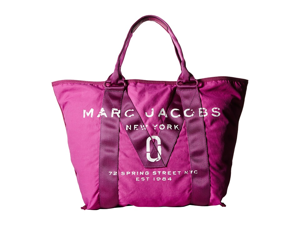Marc Jacobs - New Logo Tote (Lilac) Tote Handbags