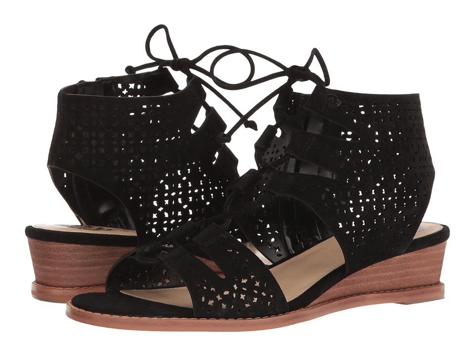 Vince Camuto - Retana (Black True Suede) Women's Shoes