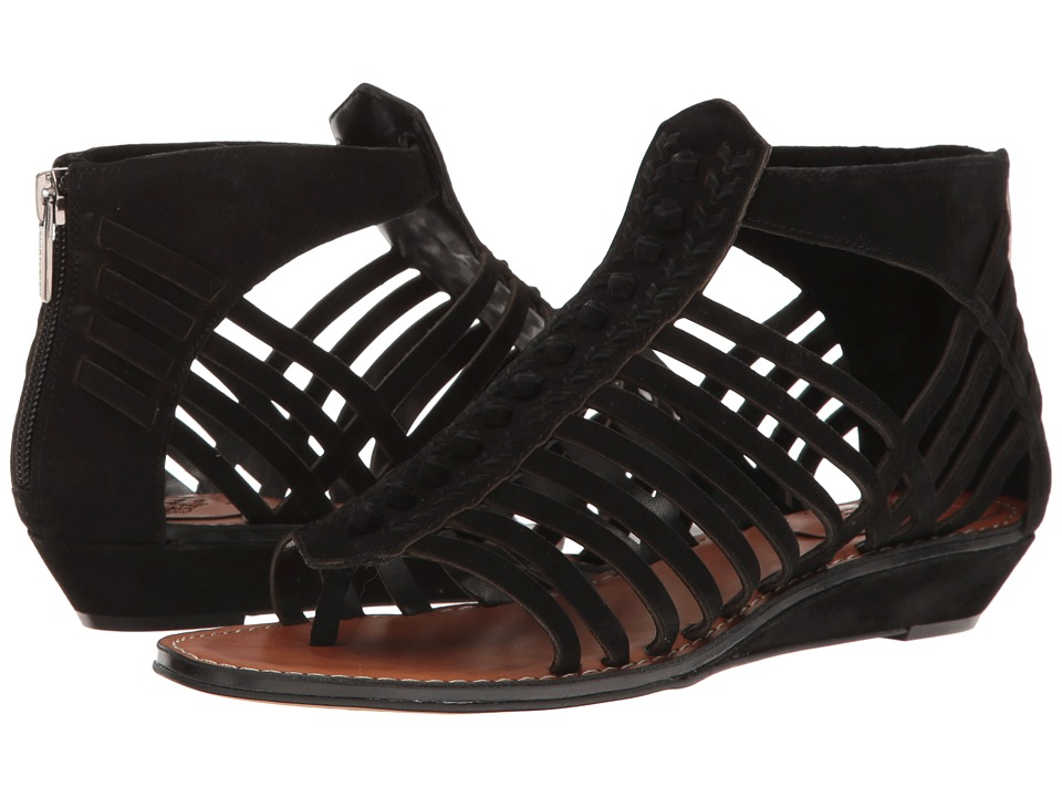 Vince Camuto - Seanna (Black True Suede) Women's Shoes