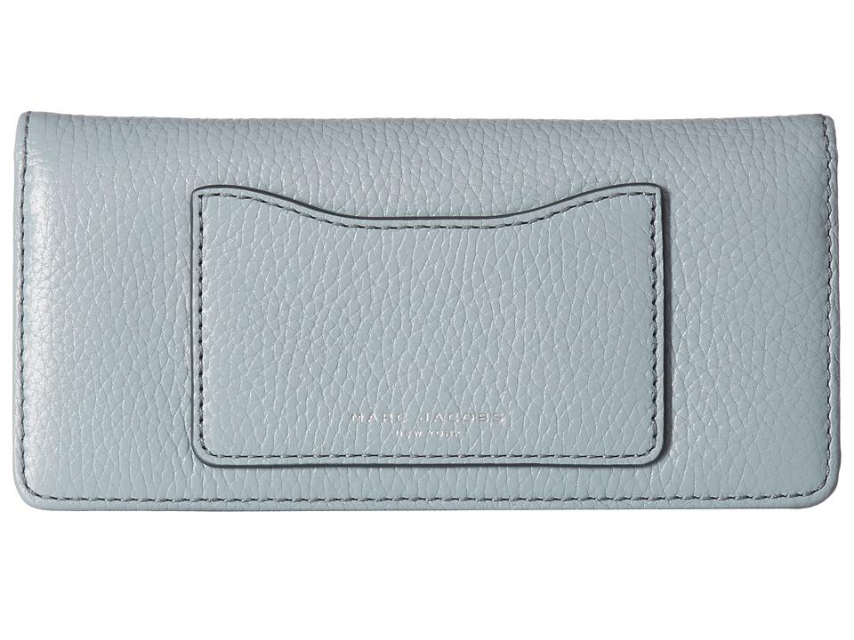Marc Jacobs - Recruit Open Face Wallet (Glacier) Wallet Handbags