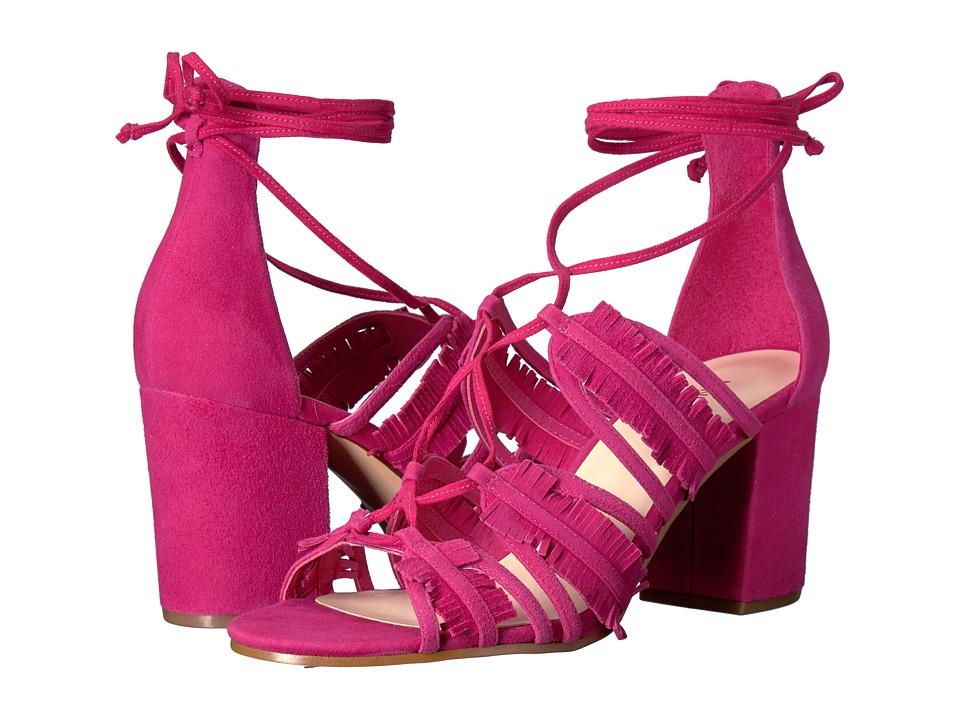 Nine West - Genie (Pink Suede) Women's Shoes