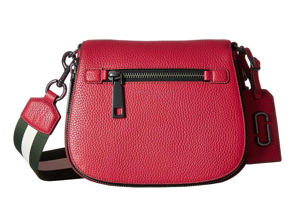 Marc Jacobs - Gotham Small Nomad (Raspberry) Handbags