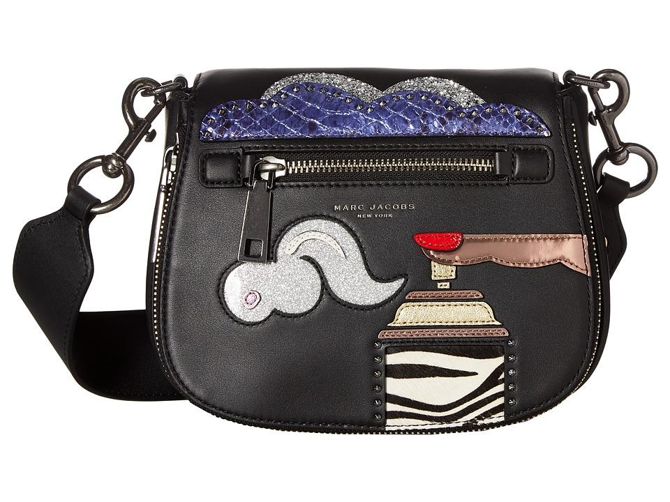 Marc Jacobs - Verhoeven Small Nomad (Black) Handbags