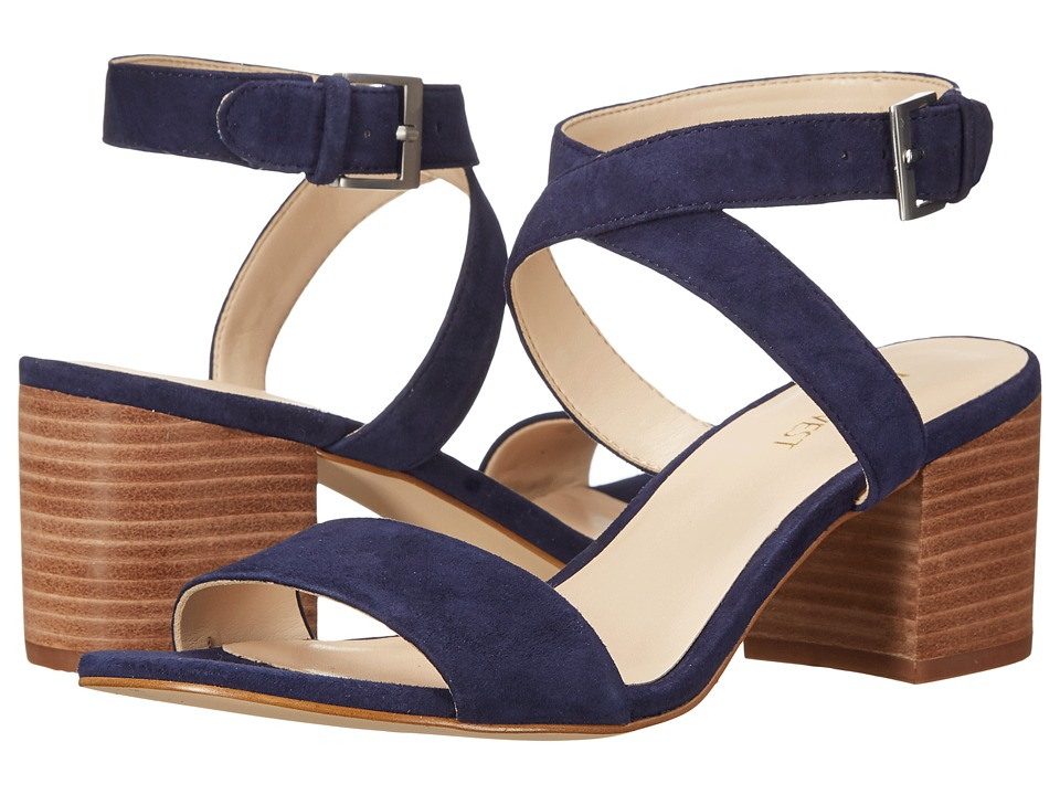 Nine West - Gondola (Navy Suede) Women's Shoes