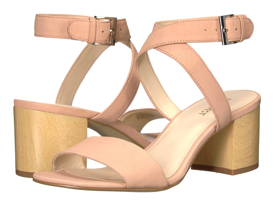 Nine West - Gondola (Light Pink Leather) Women's Shoes